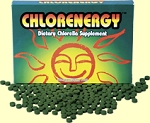 Chlorenergy Chlorella 300 tabs