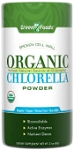 Green Foods- Orgainc Chlorella Powder 2.1 oz