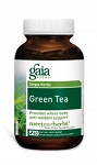 Gaia Herbs- Green Tea 60LPC
