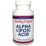 Healthy Origins- Alpha Lipoic Acid 300mg 150cap
