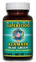 Klamath Blue Green Algae 500mg, 60Vcaps