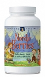 Nordic Naturals- Nordic Berries Multi Vitamin 200 count