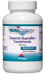 Nutricology- Tocomin SupraBio Vitamin E 200mg 60softgels