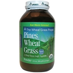 PINES- Wheat Grass Powder 10oz