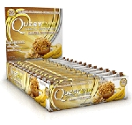 QuestBar- Protein Bar Banana Nut Muffin 12/box