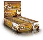 QuestBar- Protein Bar Chocolate Peanut Butter 12/box