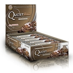 QuestBar- Protein Bar Cinnamon Roll 12/box