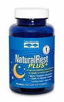 Trace Minerals- Natural Rest Plus 60 tab