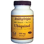 Ubiquinol Kaneka QH 100mg 60 softgels