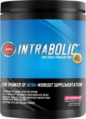 New! IntrAbolic Powder 30 Servings